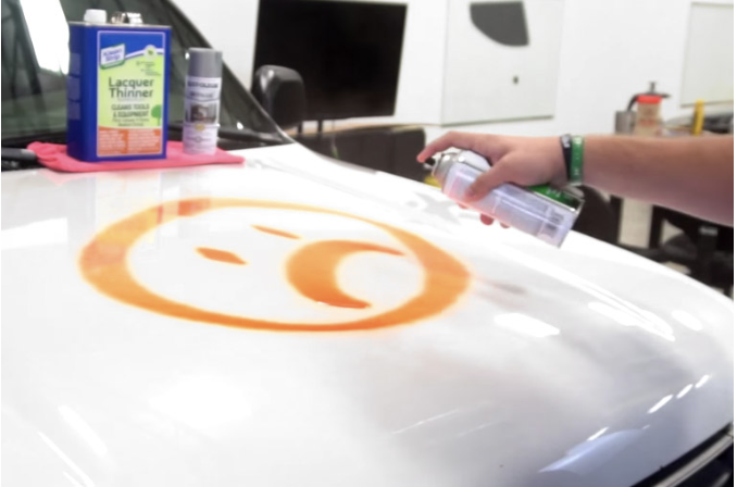 Stain protection and removal for vehicles