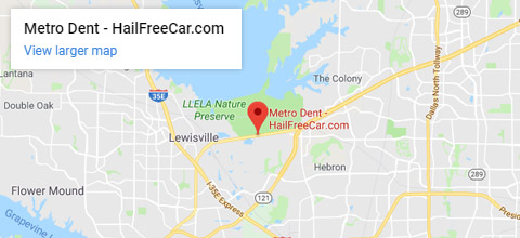 Metro Dent Location in Lewisville, TX