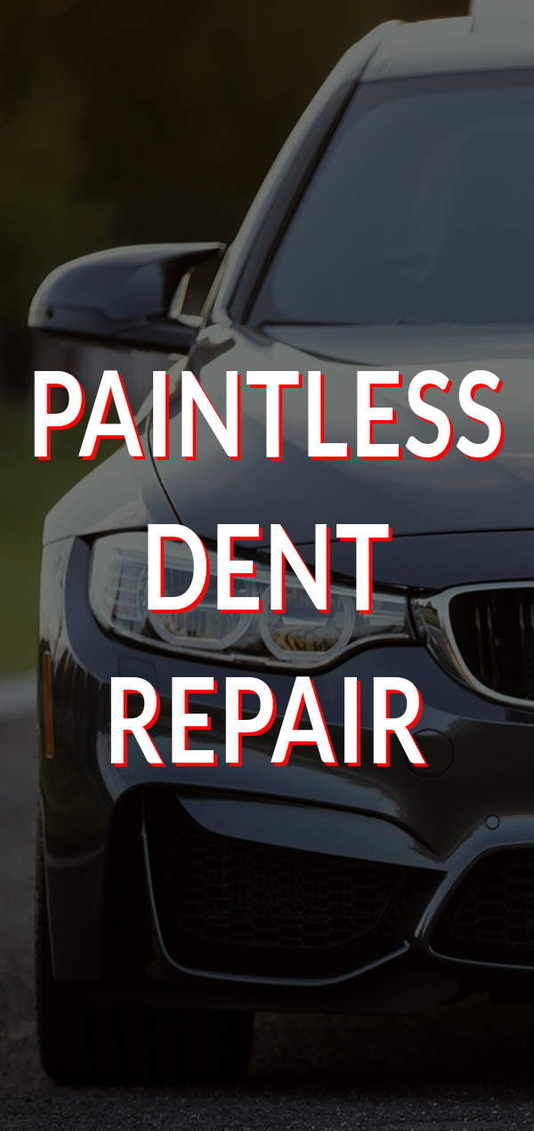 Paintless Dent Repair in Frisco